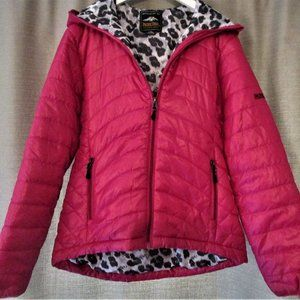 Girls NWOT XL Pacific Trail Hooded Puffer Jacket